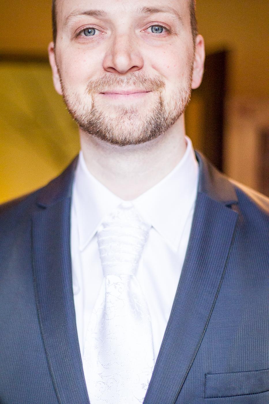 krenek michal: Svatba všetice, kravata , uzly