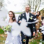 Svatební den: Jana a Petr