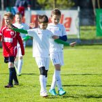 Fotbalový zápas vestec dolní jirčany křenek michal