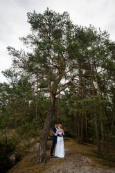 křenek michal svatba v český ráj, v lese na paloučku, svatba v lese