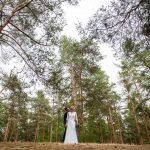 svatba v lese, křenek michal svatba v český ráj, v lese na paloučku