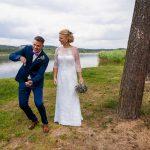 svatba u rybníka, křenek michal svatba v český ráj, v lese na paloučku