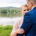 svatba u rybníka, v lese, křenek michal svatba v český ráj, v lese na paloučku