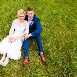 fotky v trávě, svatba, křenek michal svatba v český ráj, v lese na paloučku