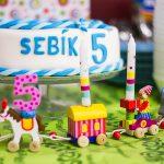 dětská oslava, fotograf, praha, rodinná fotografie, sebastian, mark , andrea, narozeninový dort, křenek michal,