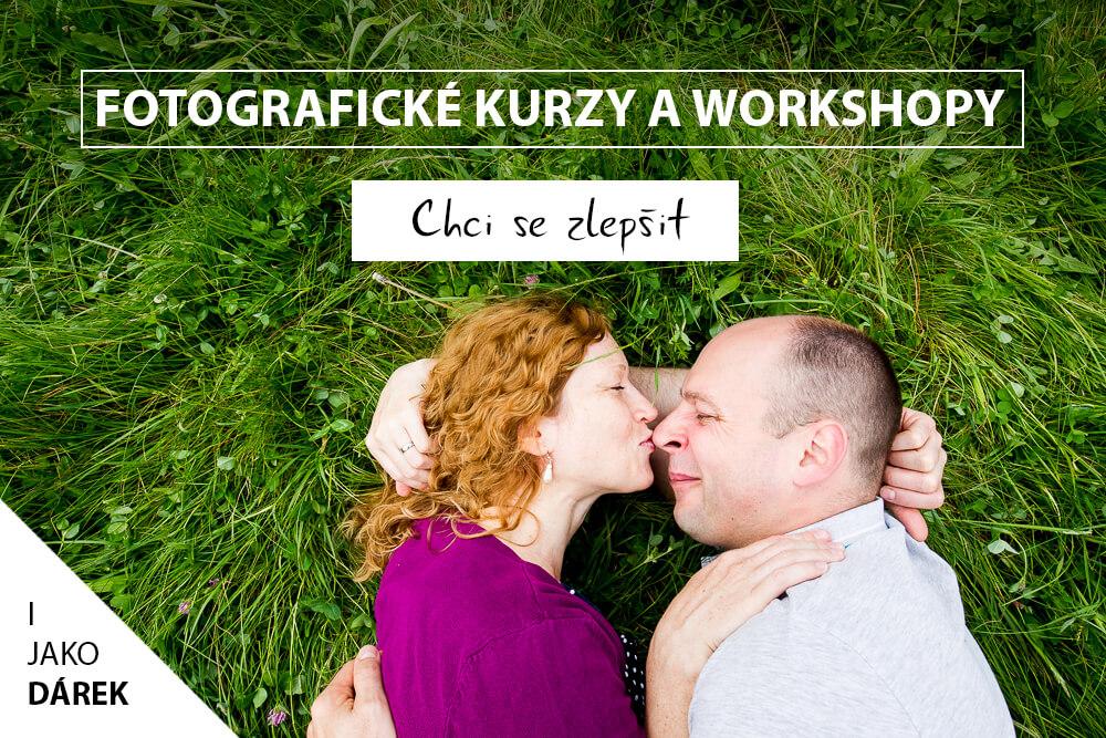 fotografické kurzy a workshopy. poukaz, pro fotografa, fotografka, luděk bouška, křenek michal