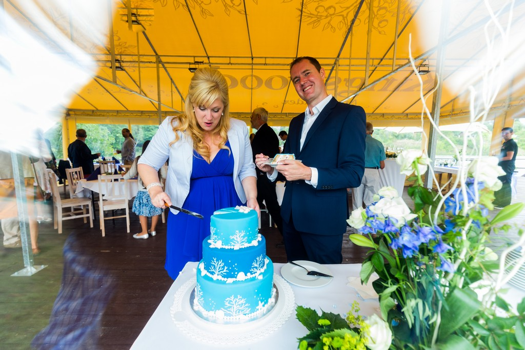 wedding, party, beer, prague, czech republic, Europe, Kate, Perran, friends, krenek, michal, love, blue,wedding cake