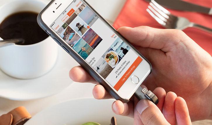 větší paměť u iphone a ipadu . chytre a relativně levně