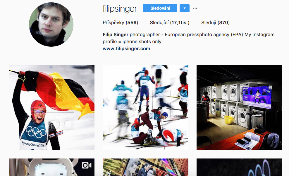 filip singer, EPA, best, sport, pic, photo, olympic games, olympiada, 2018, PyeongChang, sport photographer,