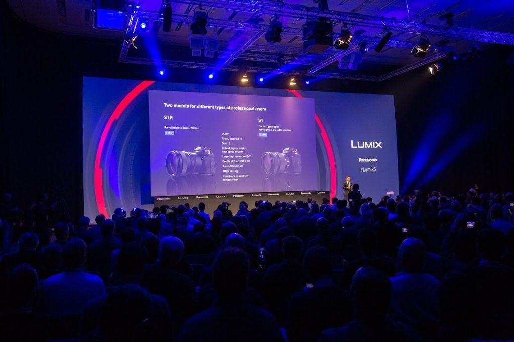 Panasonic, lumix, S1, S1R, photokina, novinka, vlastnosti, model, 4k video, duální stabilizace, krenek
