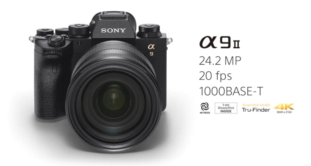Sony a9 ii, Sony A 9 mark II, Sony A9II, Královna bezzrcadlovek, , recenze, Sony