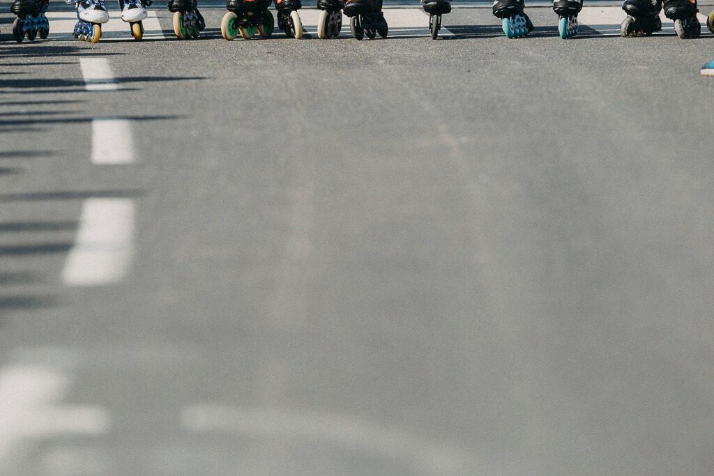 inline, kolečkové brusle, mčr, závod, Matyla, ISC Praha, powerslide brusle, krenek, in-line, sportovní fotograf, most, bruslárna,