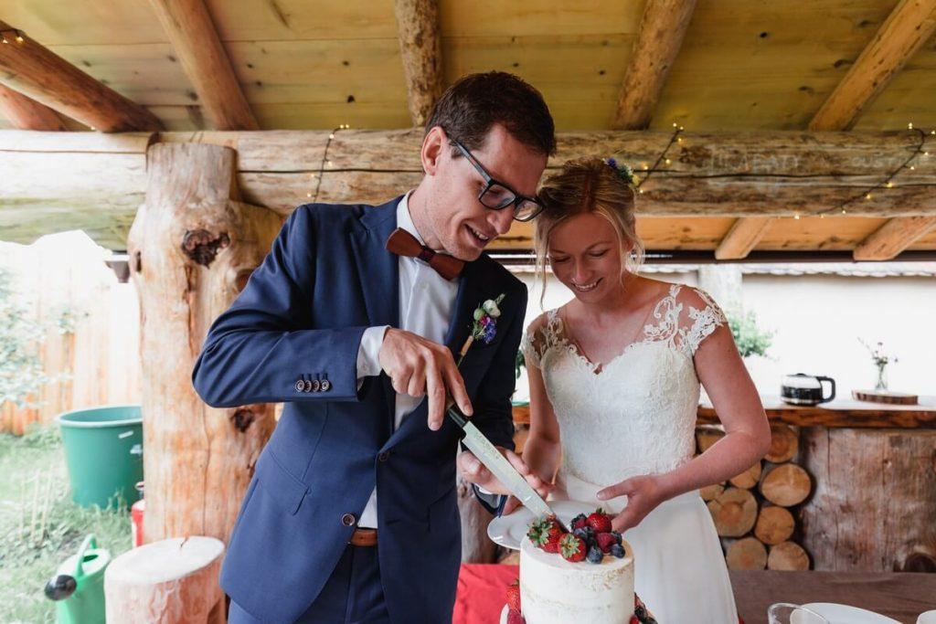 krájení dortu, svatba, organic, farm soběsuky, farma soběsuky, svatba na farmě, domažlicko, plzeňsko, svatební fotograf