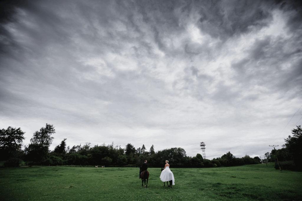 na koni, svatba, milevsko, , klášter, vesnická svatba, dražka, svatební fotograf nej, krenek,